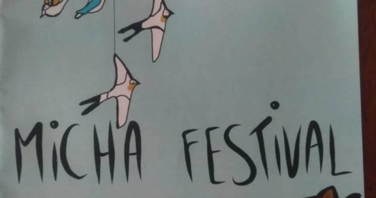 Le Micha Festival à la ferme de Sainte-Luce